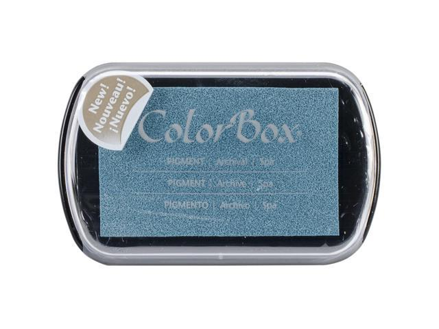 ColorBox Pigment Ink Pad-Spa