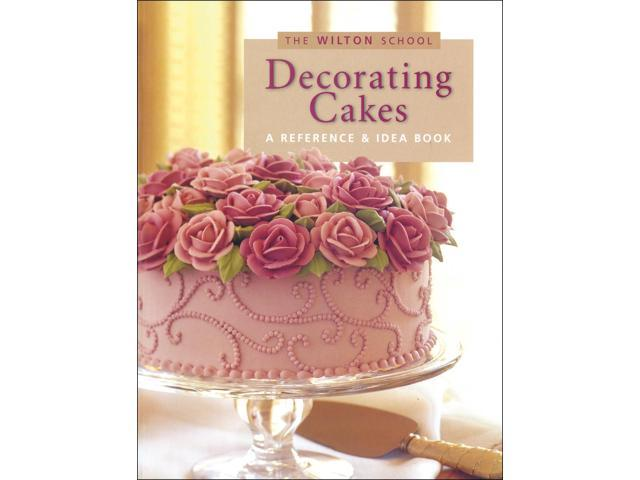 Wilton Books-Decorating Cakes