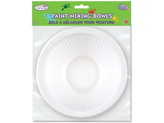 Less-Of-A-Mess Lil' Artist Paint Bowls 12/Pkg-