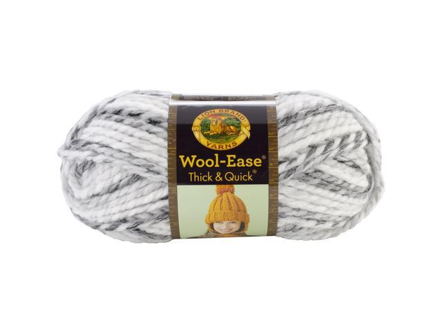 Wool-Ease Thick & Quick Yarn-Marble Stripes