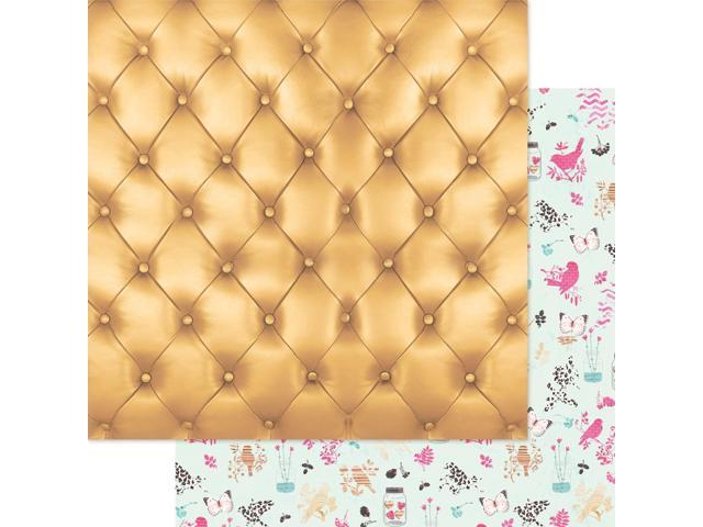 Beautiful Chic Double-Sided Cardstock 12