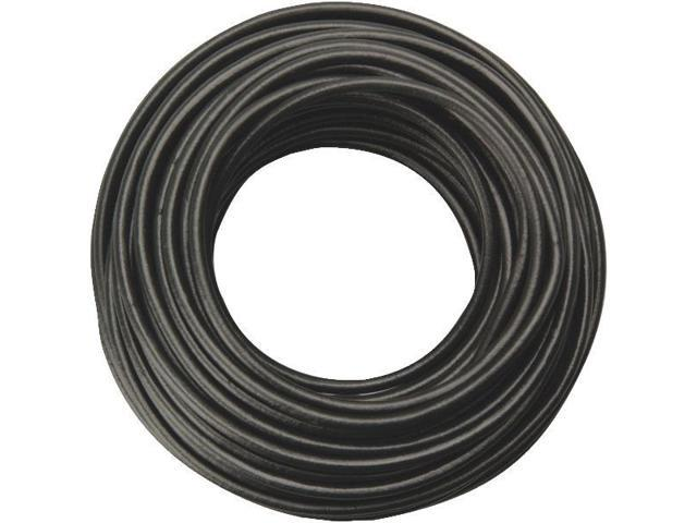 Woods Ind. 18-1-11 PVC-Coated Primary Wire-33' 18GA BLK AUTO WIRE