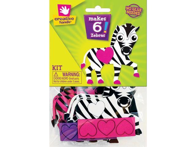 Foam Kit - Makes 6-Zebra