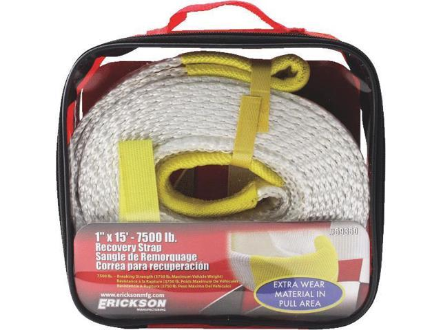 Erickson Mfg. LTD. 59350 Recovery Tow Strap-1