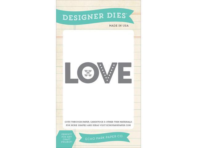 Echo Park Dies-Lucky In Love, Love Confetti