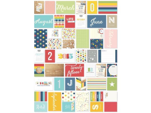Sn@P! Life Documented Cards 152/Pkg-2015
