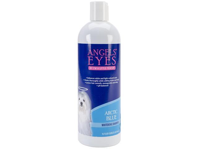 Angels' Eyes Whitening Dog Shampoo 16Oz-Artic Blue