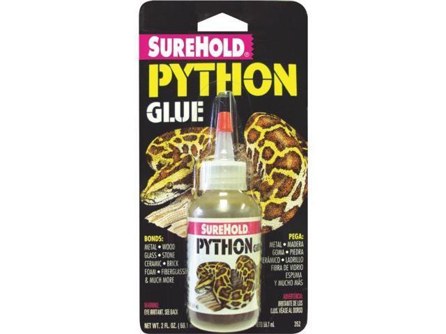 Surehold 352 SureHold Python Glue Polyurethane Glue-2OZ PYTHON GLUE