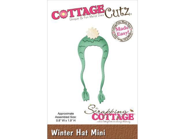 Cottagecutz Mini Die -In The Woods Winter Hat