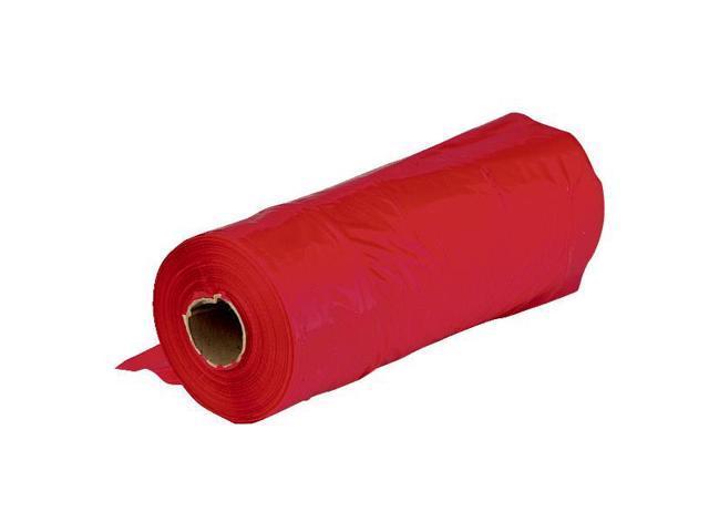 Berry Plastics 625848 Red Danger Flag-RED CAUTION FLAG