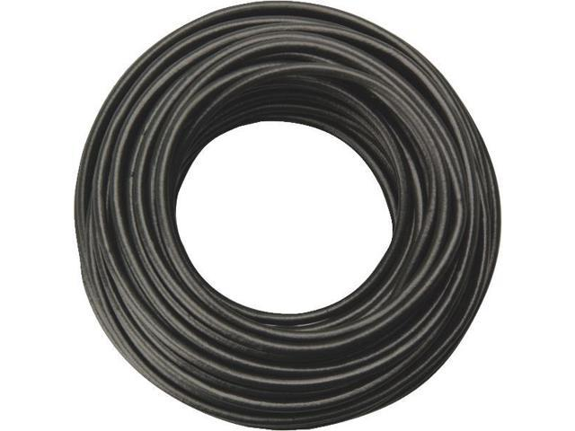Woods Ind. 12-1-11 PVC-Coated Primary Wire-11' 12GA BLK AUTO WIRE
