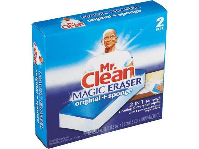 Mr Clean Mr Clean Eraser 2Ct 3222-3273