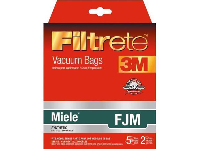 Filtrete Miele Generic FJM Vacuum Bag-MIELE FJM VACUUM BAG