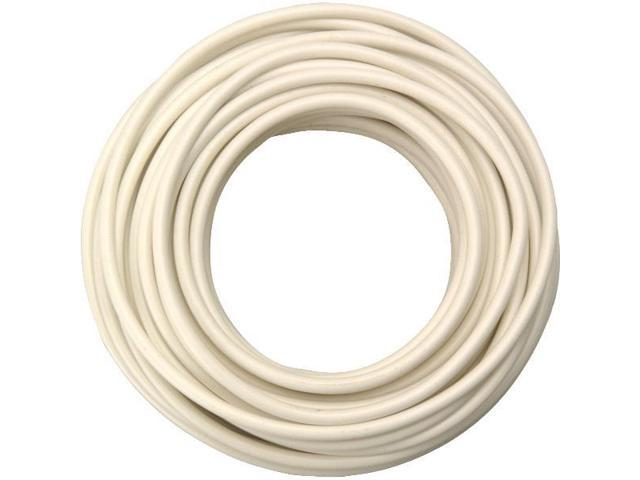 Woods Ind. 18-1-17 PVC-Coated Primary Wire-33' 18GA WHT AUTO WIRE