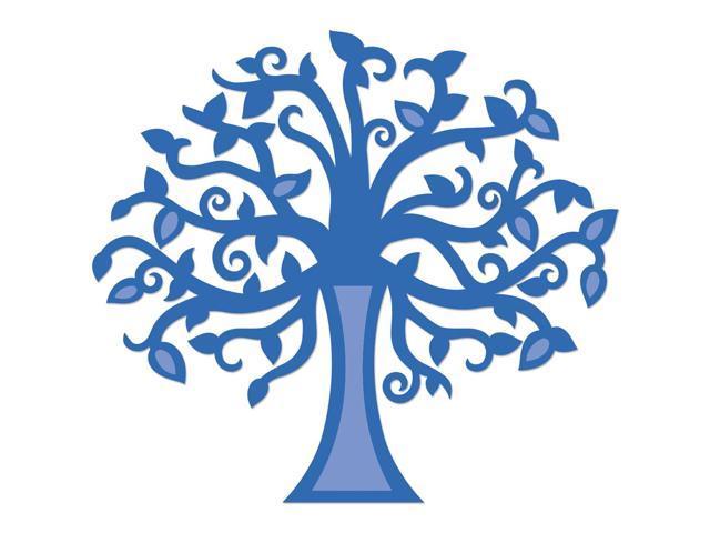 Kaisercraft Die-Elm Tree 4.5
