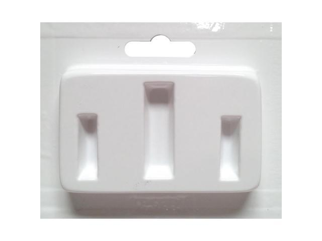 Jewelry Casting Mold-Thin Rectangles Assorted Sizes 3 Cavity
