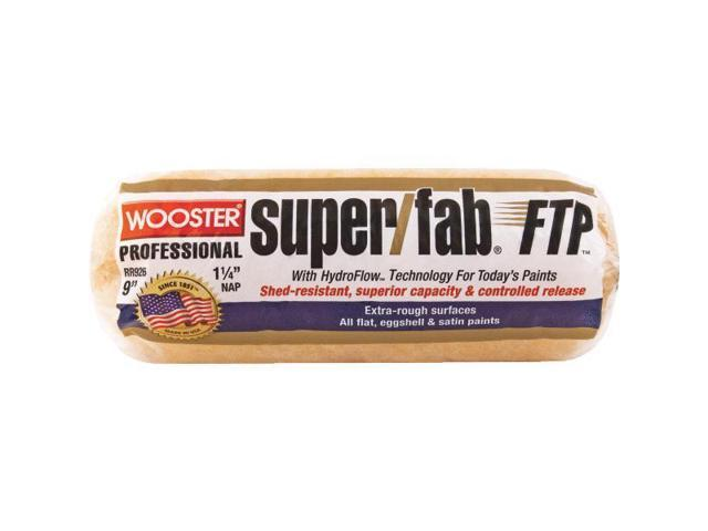 Wooster Brush 1-.25in. Nap Super-Fab Roller Covers  R243-9