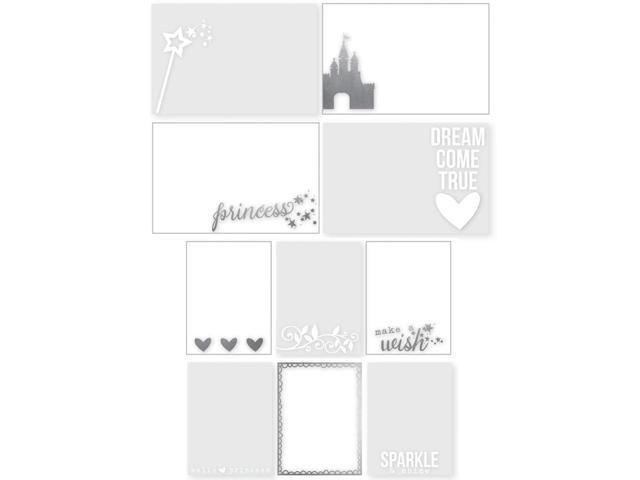 Enchanted Photo Overlays 10/Pkg-(4) 4
