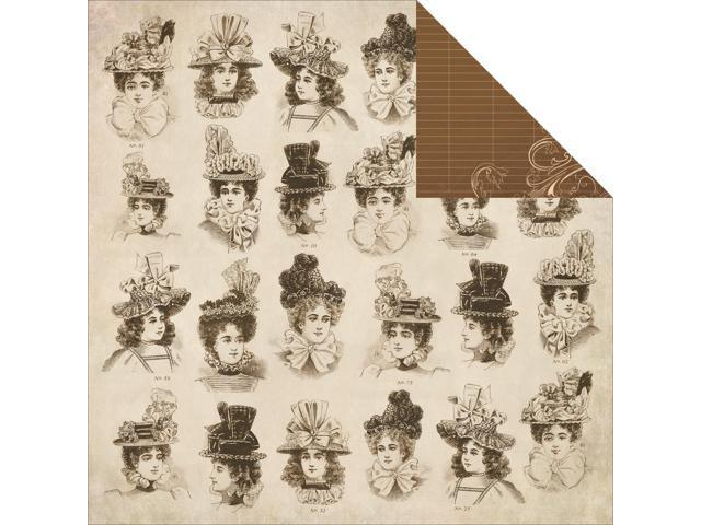 Betsy's Couture Double-Sided Cardstock 12