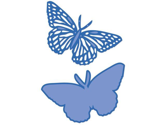 Kaisercraft Die-Butterflies 3.25