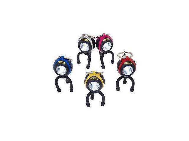 Stanley V31183 Squid-Brite LED Light Keychain (Pack of 5)