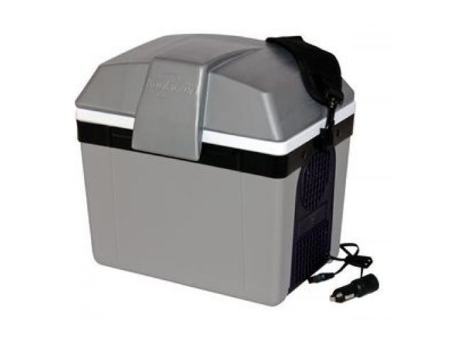 Koolatron P9 Traveler III 9.8-Quart Electric Cooler/Warmer, Grey