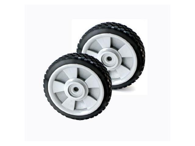 "Black & Decker # 242600-00 7"" Replacement Mower Wheels 2-PACK"