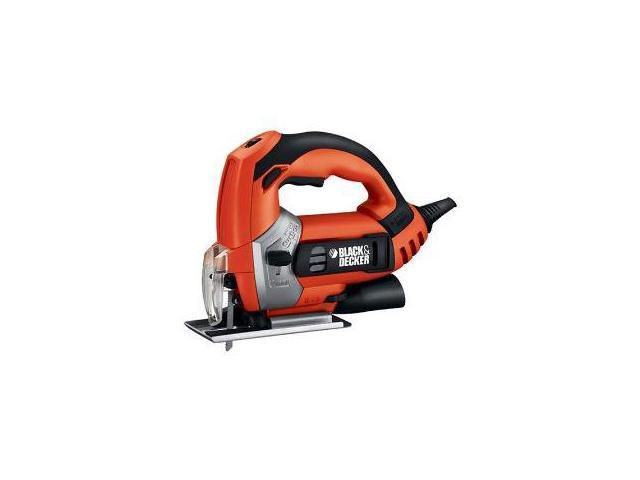 Black & Decker JS600B 4.5 Amp Top Handle Jig Saw