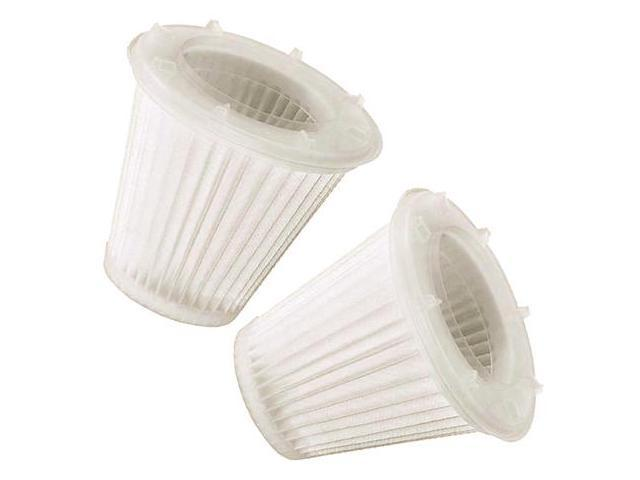 Black & Decker VF100 DustBuster Replacement Filter 2-Pack # 24463100