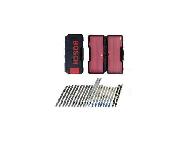 BOSCH TC21HC Jigsaw Blade Set, T-Shank