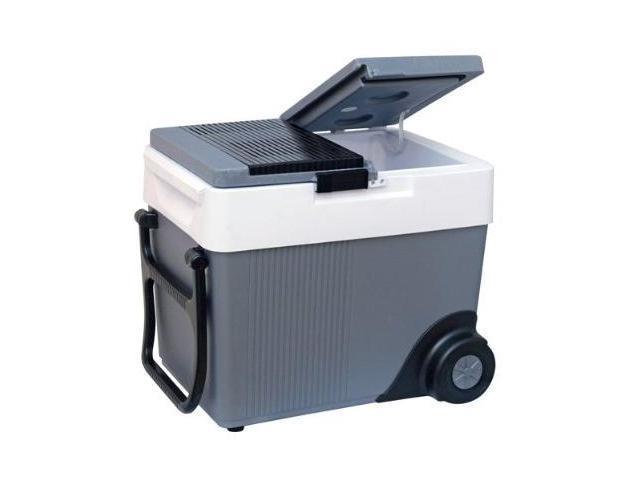 Koolatron W65 33-Quart Kargo Wheeler Cooler/Heater, Dark Grey
