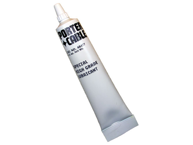 Porter Cable 5.5 Ounce SPECIAL HIGH GRADE TUBE GREASE # 878499