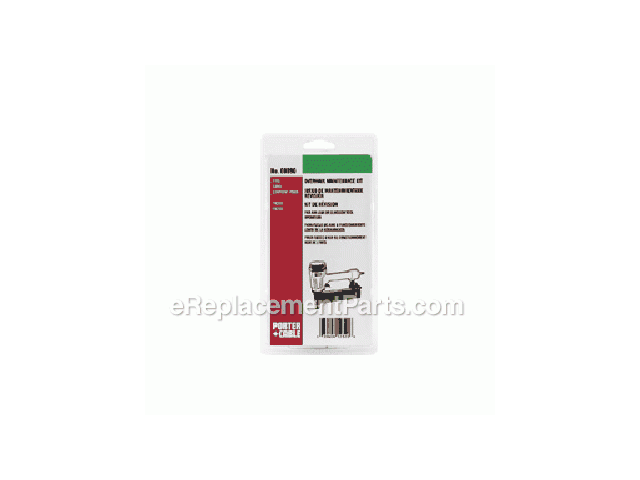 Porter Cable FN200/FN25OVERHAUL KIT 60080 # 903756