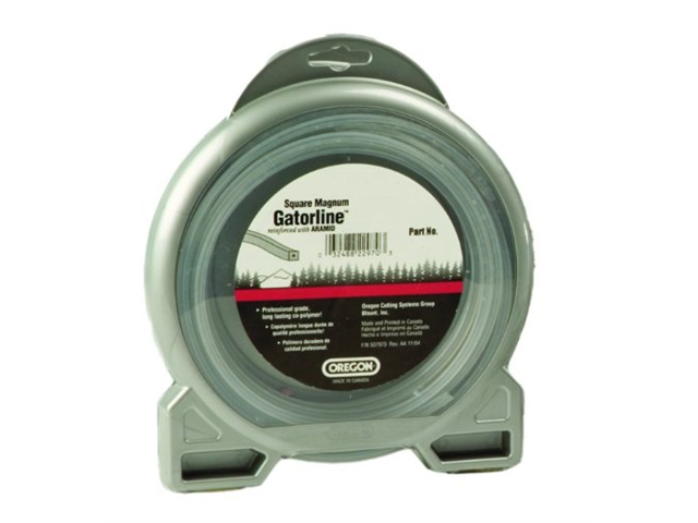 Oregon 22-905 Pro Magnum Gatorline Square Trimmer Line .105