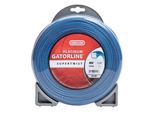 Oregon 20-100 Platinum Gatorline 1lb String Trimmer Line 0.095 Gauge