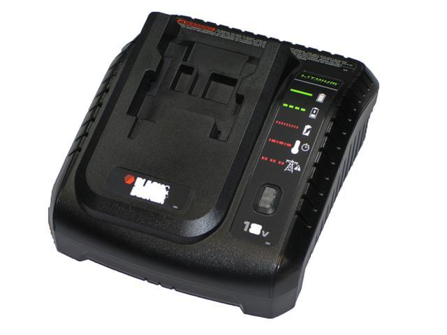 black and decker battery charger manual