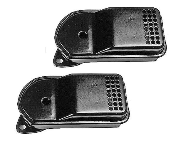 Oregon (2 Pack) 35-028 Muffler Fits Snow King Engines Tecumseh Part 32401