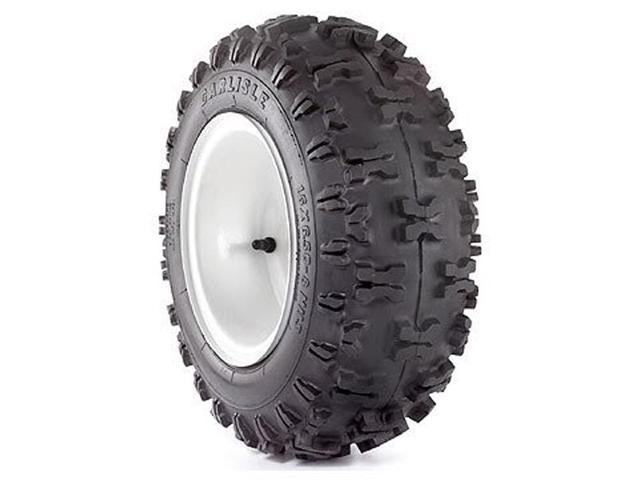 Carlisle Snow Hog 2 Ply 410/350-4 Snow Blower Tire # 5170041