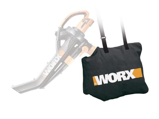 Worx 50015035 trivac collection bag for wg500 wg501 - Worx espana ...