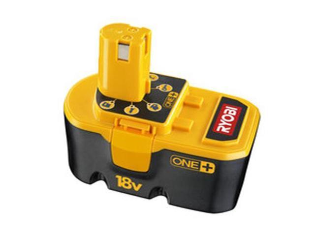 ryobi p100 one 18 volt 1 5ah battery 130255004. Black Bedroom Furniture Sets. Home Design Ideas
