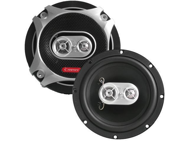 "Cadence Acoustics Momentum Series CS3.65, 6.5"" 400 Watt Peak Power 3-Way Car Speaker System"