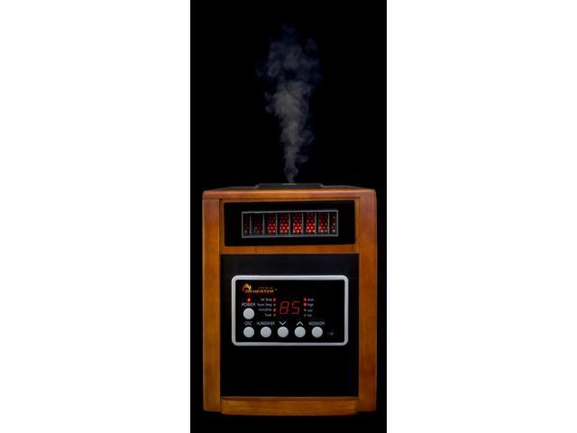 DR Infrared Heater 1500W Elite Series Infrared Heater with Humidifier and Oscillation Fan