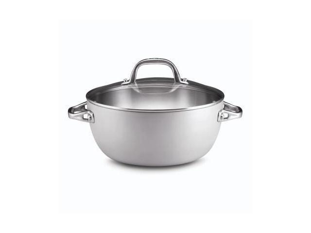 Anolon Chef Clad - 5.5 Qt. Covered Casserole