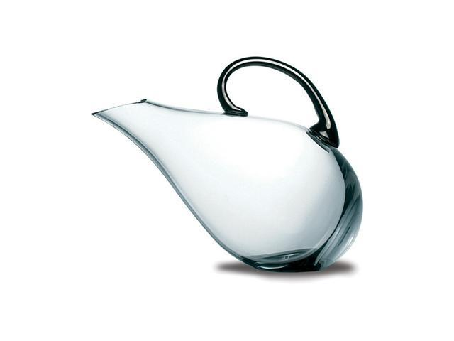 Peugeot Premium Duck Decanter - Glass with Platinum Handle - 7.9