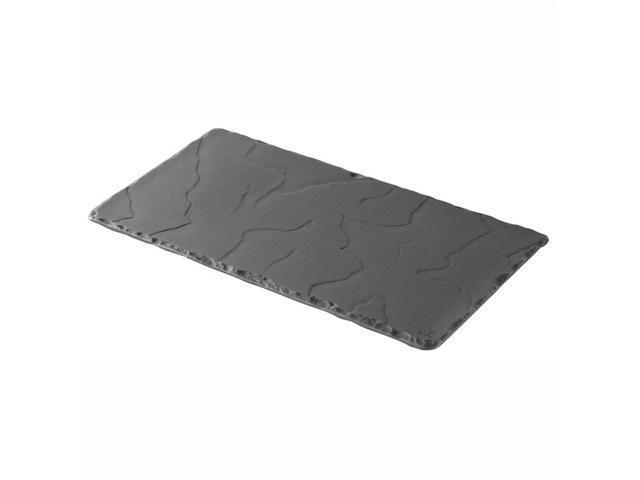 Revol Basalt Rectangular Plate - 11.75
