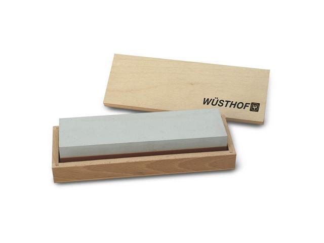 """Wusthof 8"""" Fine Whetstone Knife Sharpener - F400/F1000, J1000/J3000"""
