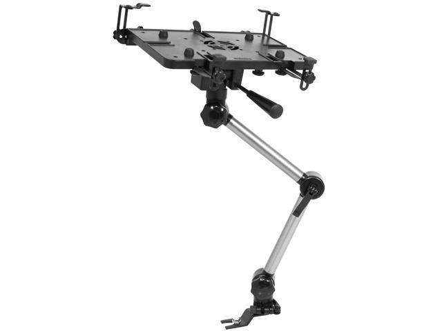 Mobotron MS-426 Standard Car iPad Notebook Laptop Mount + Mobotron SS-104 Screen Stabilizer
