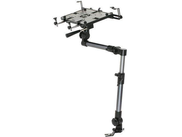 *Bundle Deal* Mobotron MS-526-SS Heavy-Duty Car SUV iPad Notebook Laptop Mount Holder Stand + Mobotron SS-104 Screen Stabilizer