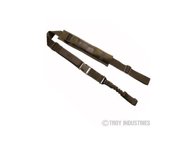 Troy Two Point Combat Sling - Flat Dark Earth