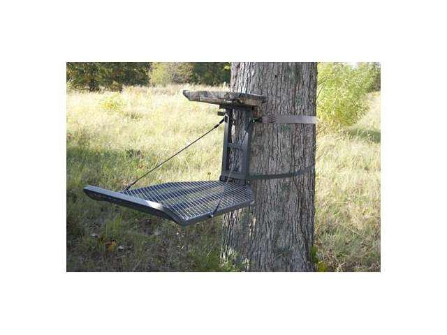Summit Treestands Ledge Ecs Hang On Stand